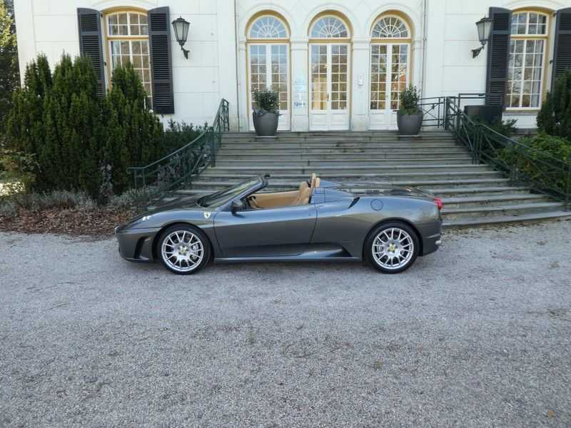 Ferrari F430 4.3 V8 Spider F1, org. NL-auto afbeelding 8