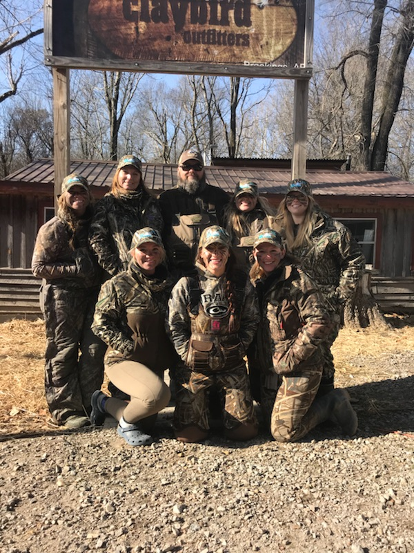 Women's Waterfowl Hunt - Hen Outdoors