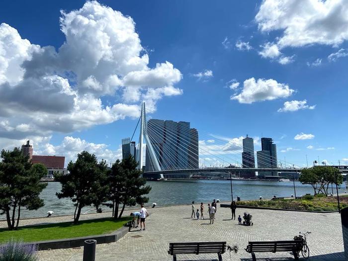 My Paradise Called Rotterdam