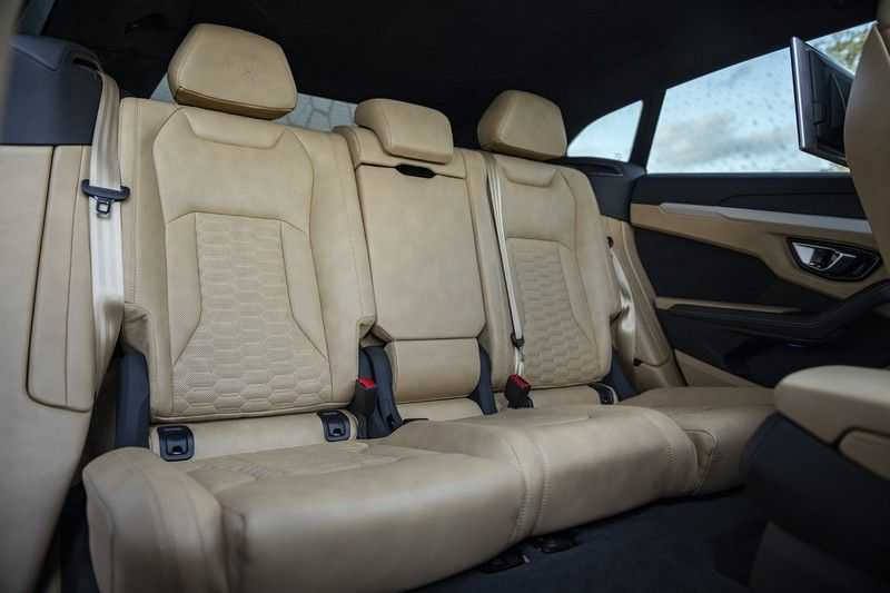 Lamborghini Urus 4.0 V8 + Full Option + Rear Seat Entertainment + Nightvision afbeelding 23