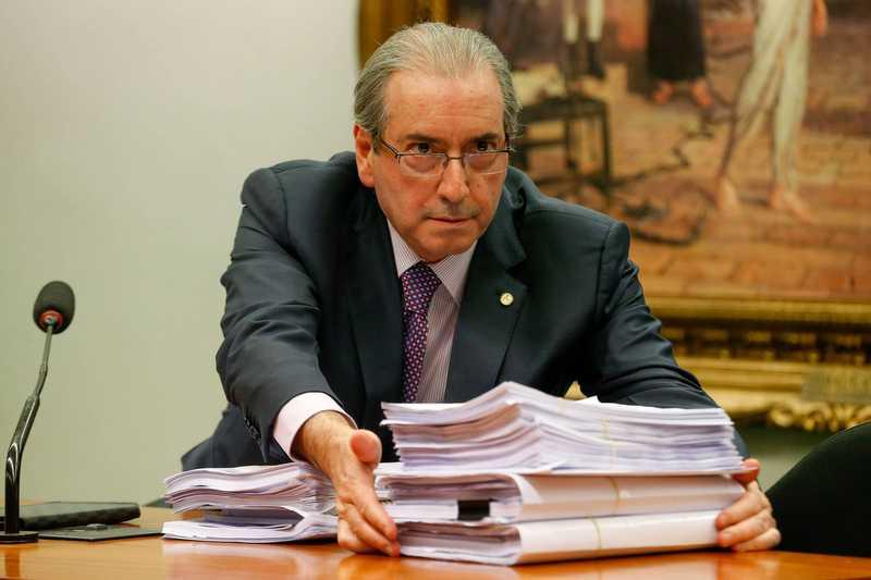 Em delação frustrada, Cunha citou 120 políticos e arrecadação milionária