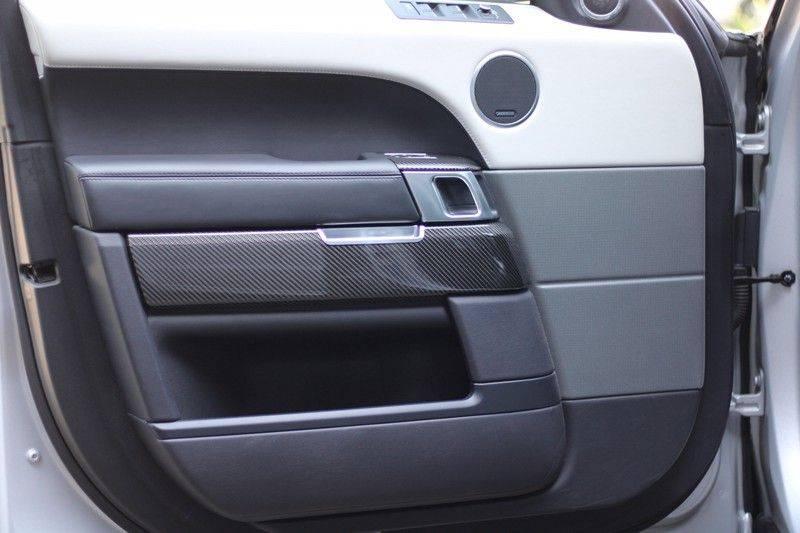 "Land Rover Range Rover Sport 5.0 V8 SVR Pano, 23"", Schaalstoelen, Carbon, afbeelding 19"