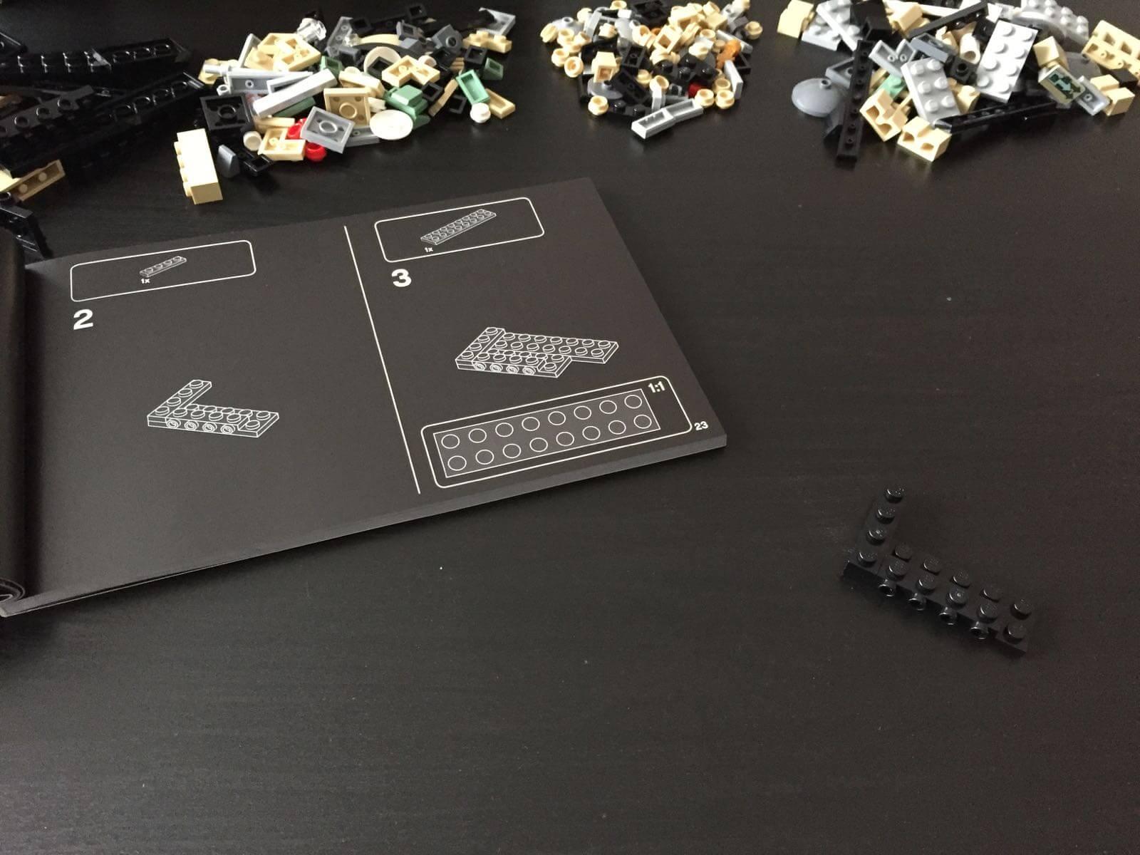 LEGO Architecture - Berlin: Start building