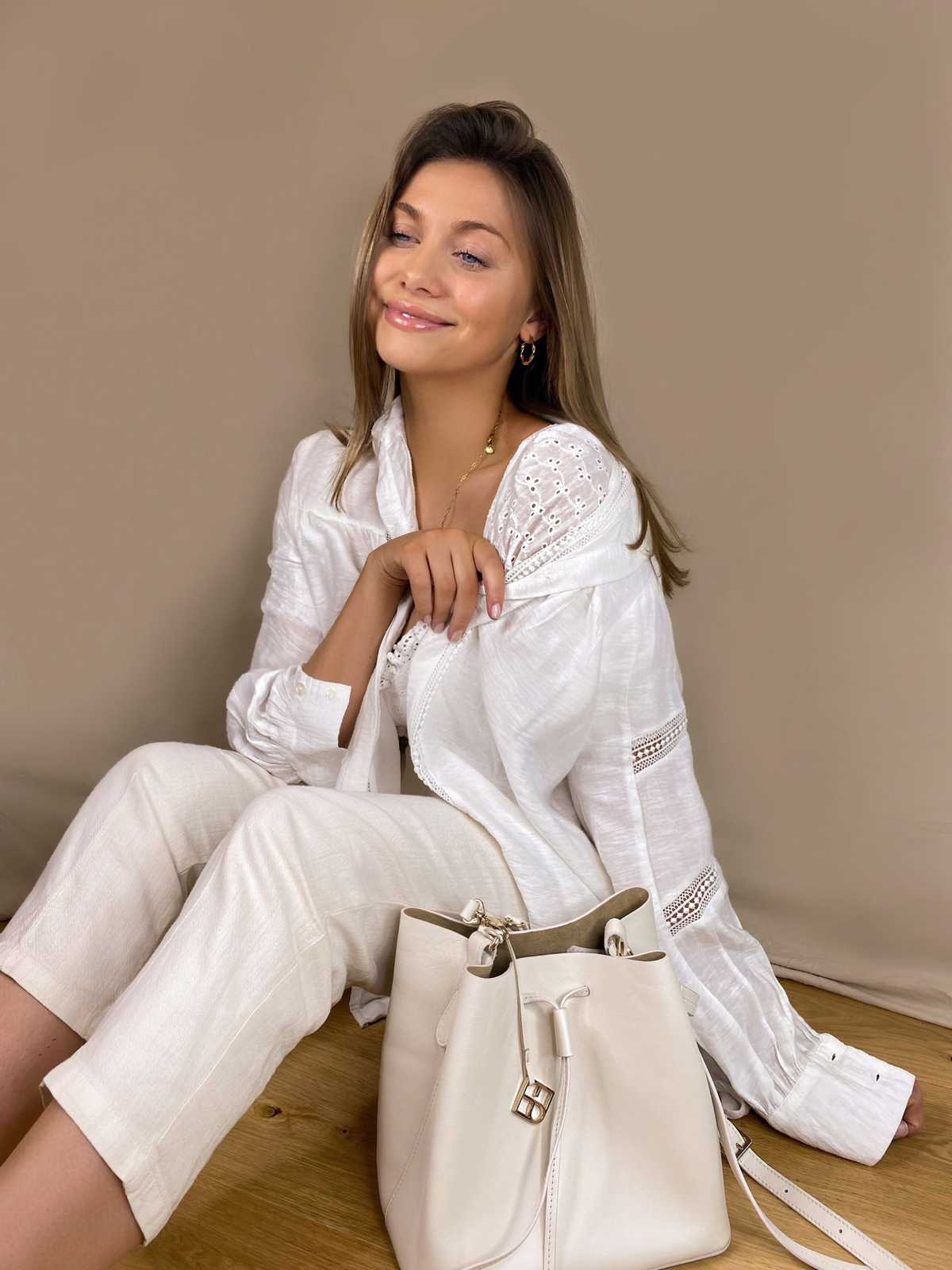 Alya Bucket Bag Small by Tiara