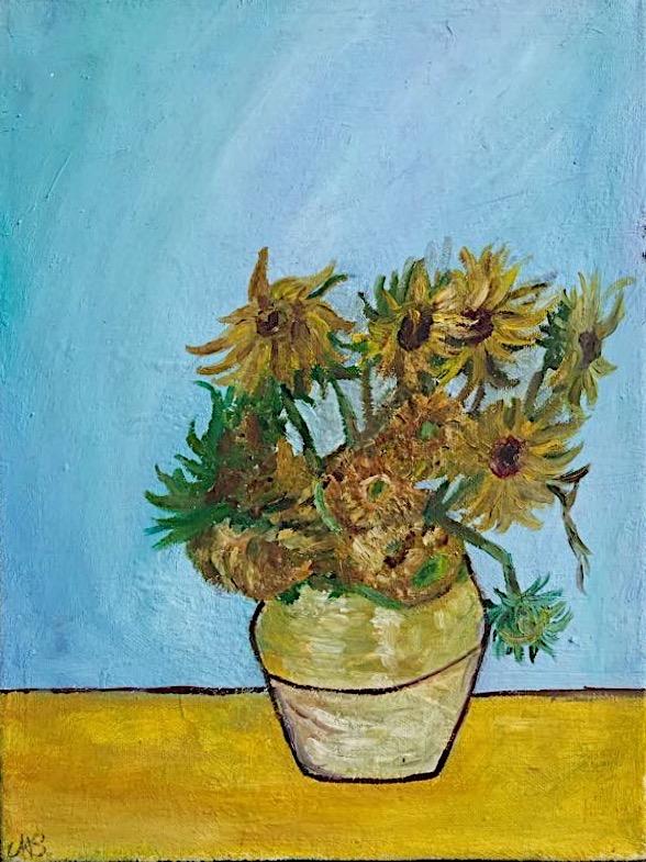 Sunflowers -Van Gogh