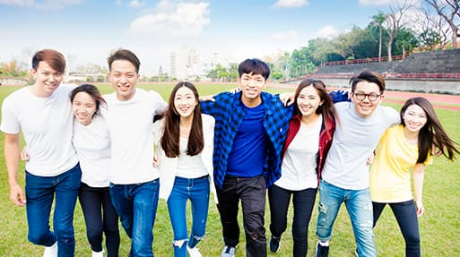China's influential young