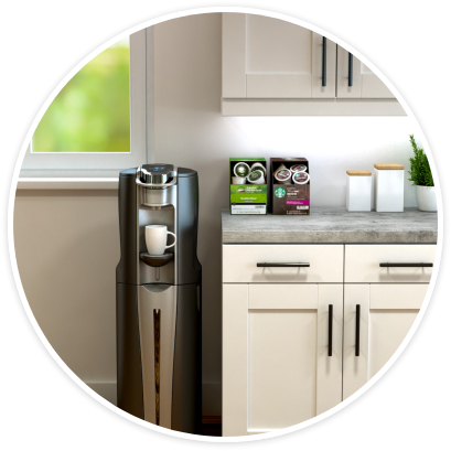 Residential beverage service for your home