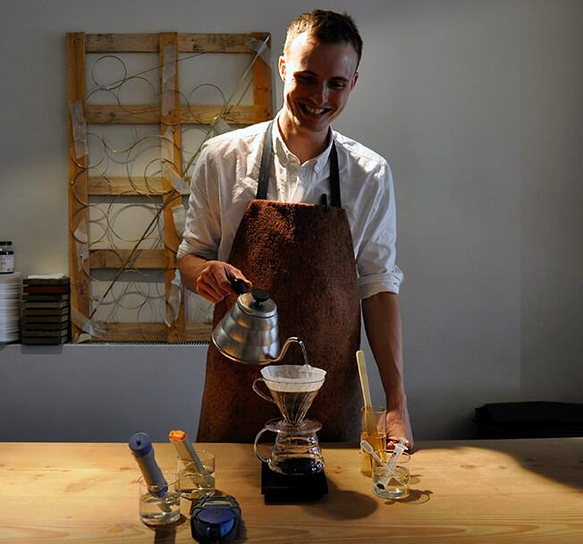 Prolog kaffebar - Billy Regnskabsprogram