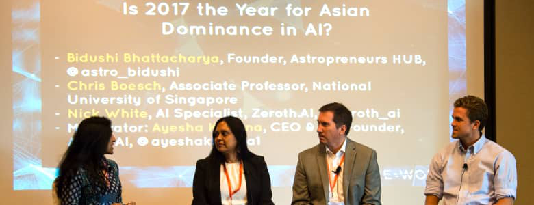Asia and Artificial Intelligence