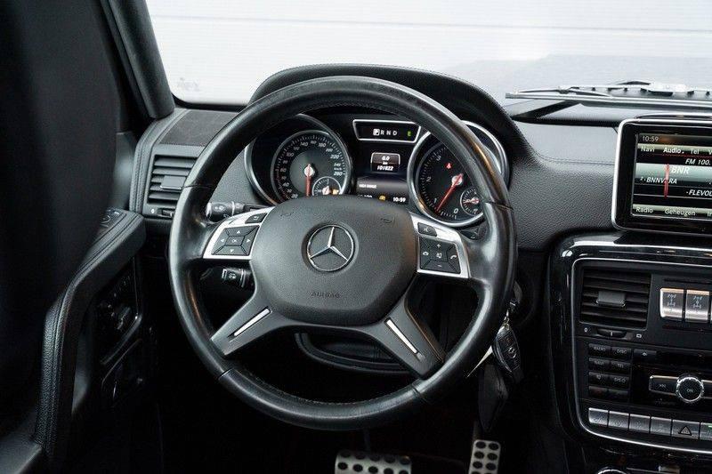 Mercedes-Benz G-Klasse 350 D 245pk Sportpakket Schuifdak Distronic Stoelventilatie afbeelding 18