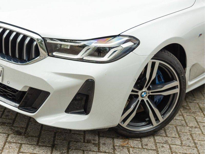 BMW 6 Serie Gran Turismo 630i High Executive - M-Sport - Luchtvering - Facelift - Panorama afbeelding 8