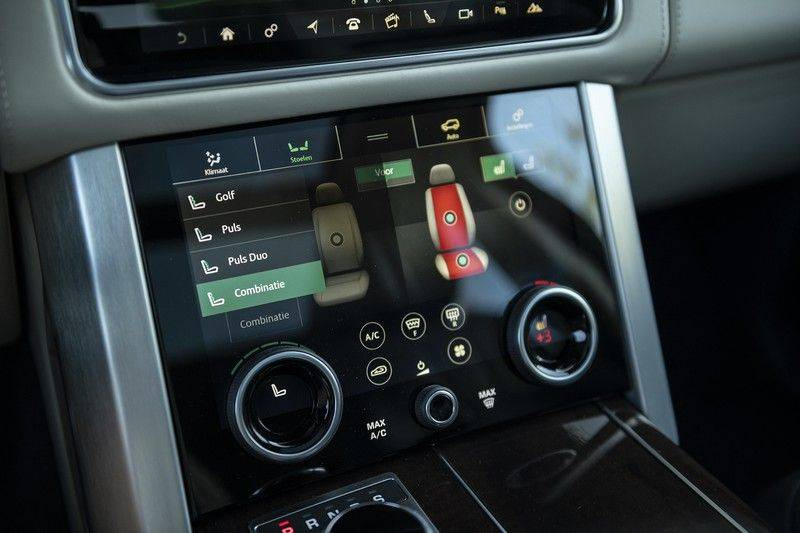 Land Rover Range Rover 5.0 V8 SC Autobiography Portofino Blue + Verwarmde, Gekoelde voorstoelen met Massage Functie + Adaptive Cruise Control + Head Up afbeelding 21