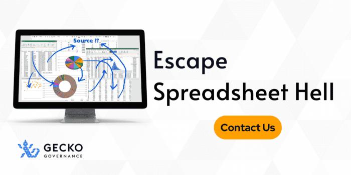 Escape Spreadsheet Hell