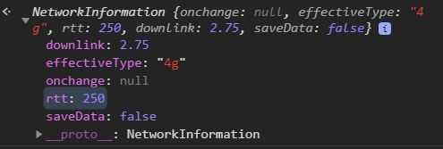 Network Information object
