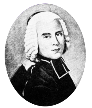 The Abbé Nicolas Louis de Lacaille, 1713–62.