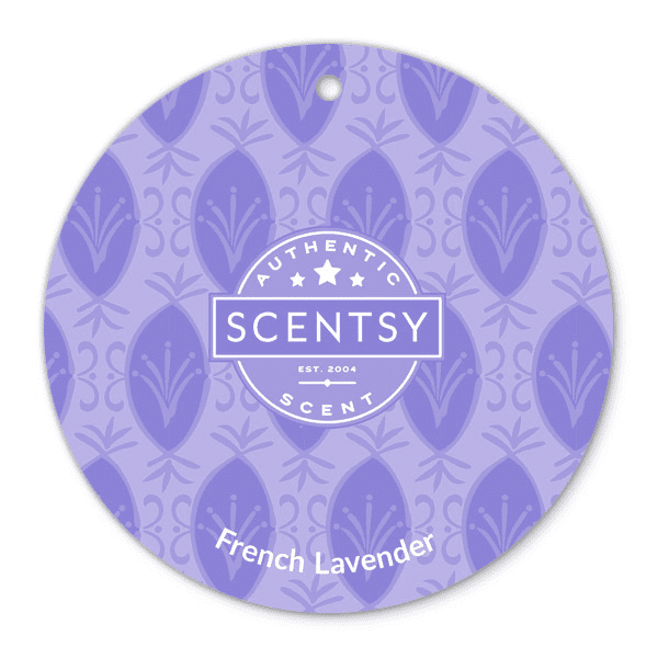 Picture of French Lavender Scent Circle