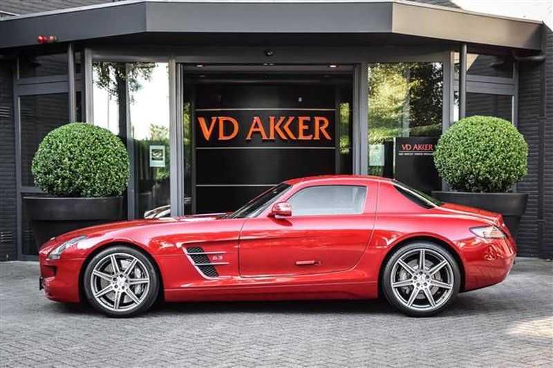 Mercedes-Benz SLS SLS AMG EXCLUSIVE DESIGNO+CAMERA (571 PK) afbeelding 7