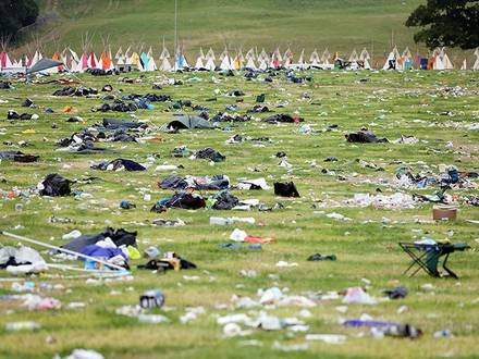 Event/Festival Site Clearance