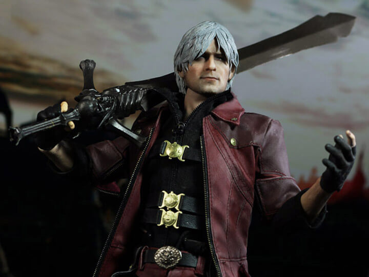 Asmus Toys Devil May Cry 4 Dante 1/6 Scale Figure