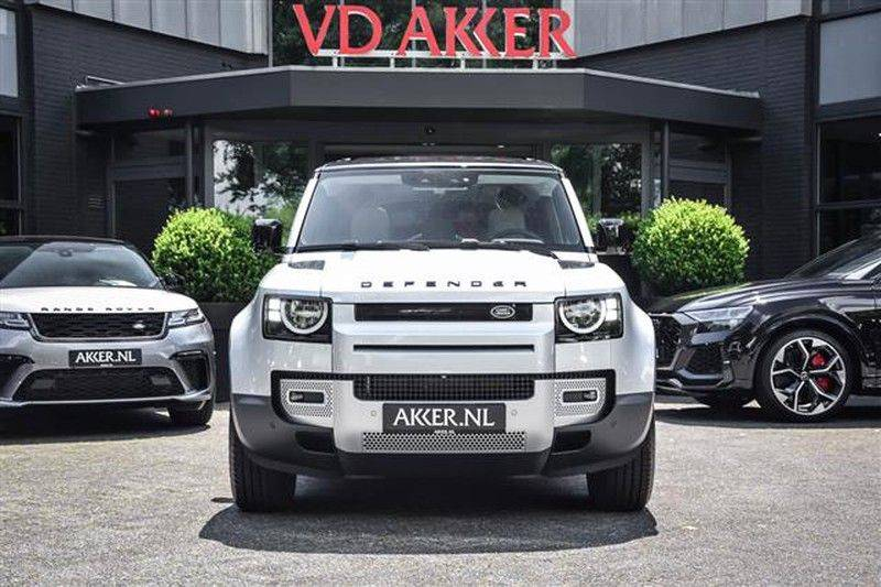 Land Rover Defender 110 D240 S PANO.DAK+OFFROAD PACK MJ2020 afbeelding 10