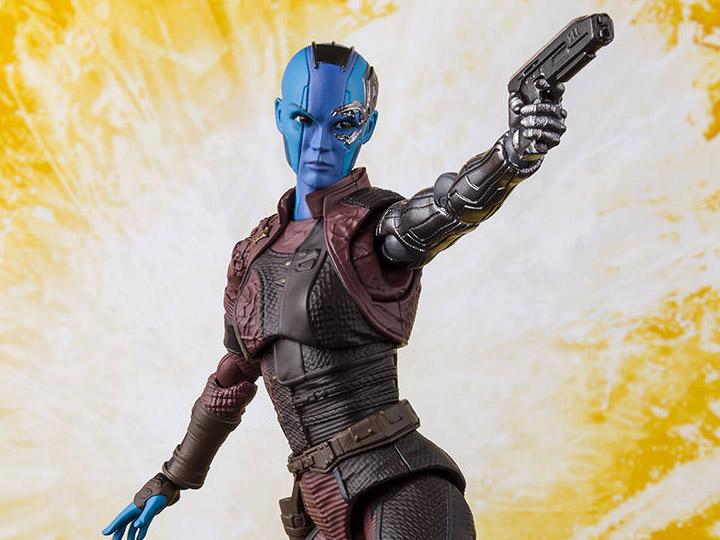 S.H.Figuarts Avengers: Infinity War Nebula Exclusive