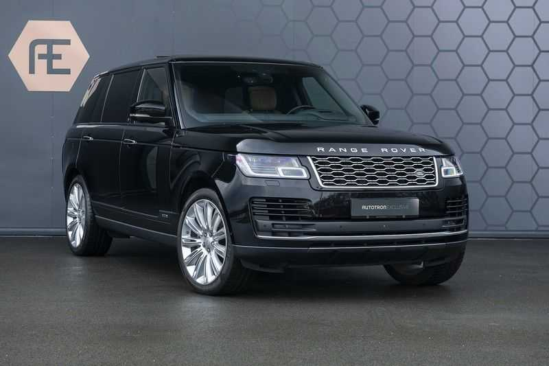Land Rover Range Rover 5.0 V8 SC LWB Autobiography Rear Seat Entertainment + Head Up + 360 Camera + ACC afbeelding 8