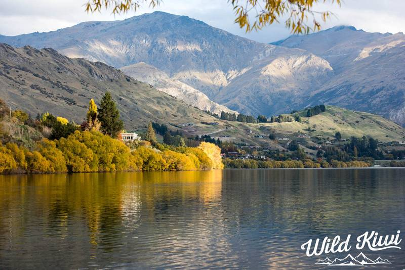 New Zealand's Greatest Lakes