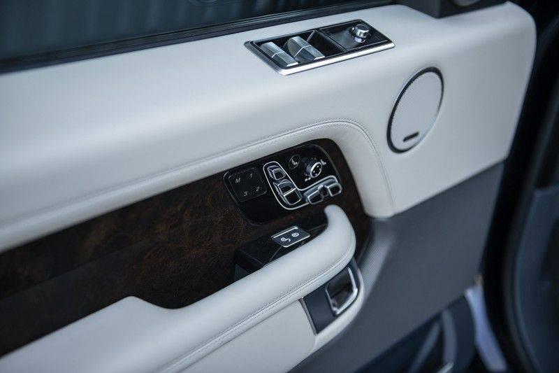 Land Rover Range Rover 5.0 V8 SC Autobiography Portofino Blue + Verwarmde, Gekoelde voorstoelen met Massage Functie + Adaptive Cruise Control + Head Up afbeelding 24