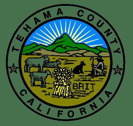 logo of County of Tehama