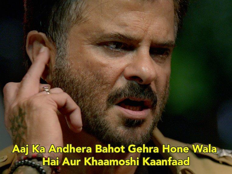 Anil Kapoor in Malang Trailer Aaj Ka Andhera Bahut Gehra Hone Wala Hai Aur Khamoshi Kaanfaad