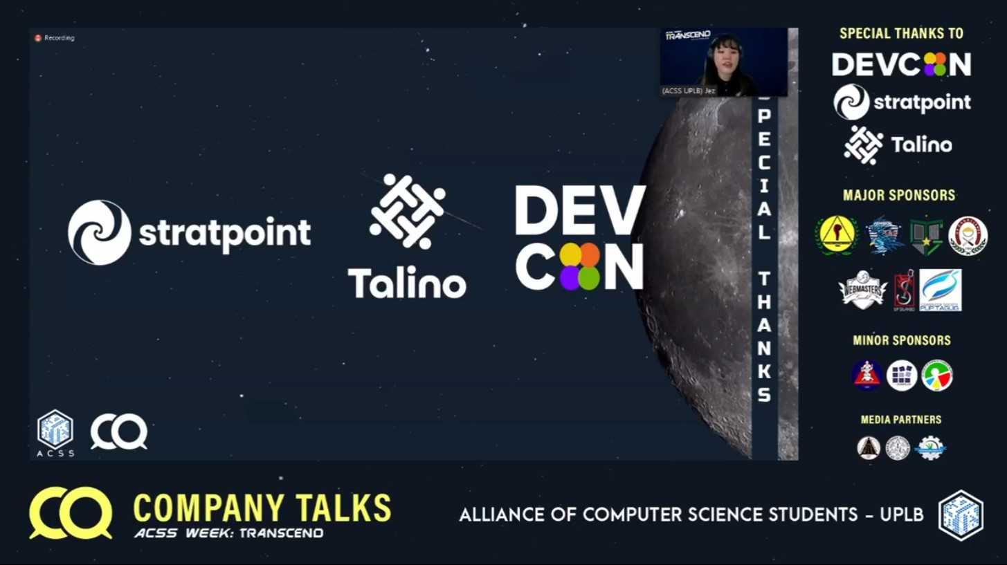 Company Talks - Gallery Photo #7