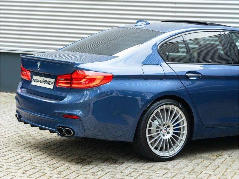 BMW 5 Serie ALPINA B5 Bi-Turbo - Sperre - Sport Brakes - Night Vision afbeelding 11