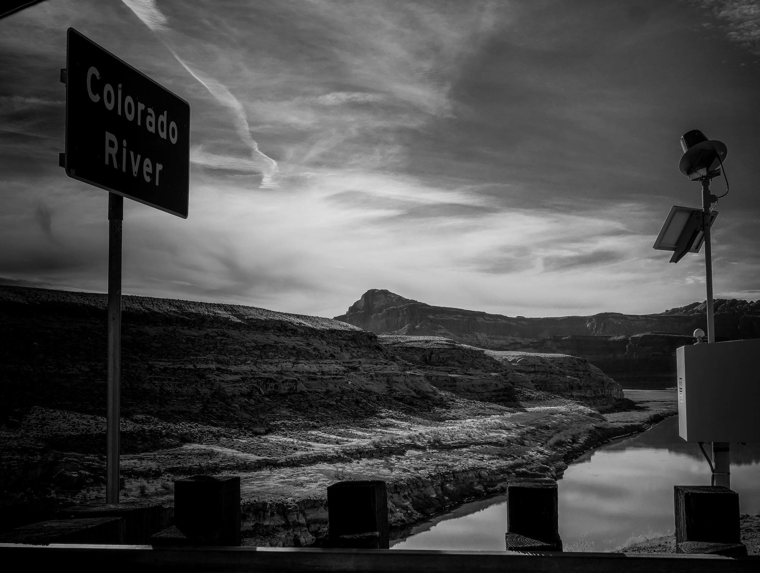 north wash into glen canyon
