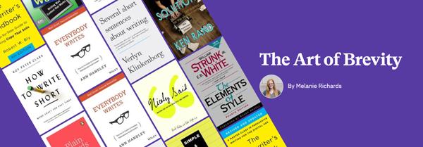 The Art of Brevity list on Bookshop