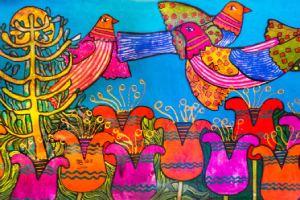 color y sentimiento imagen Arte 5
