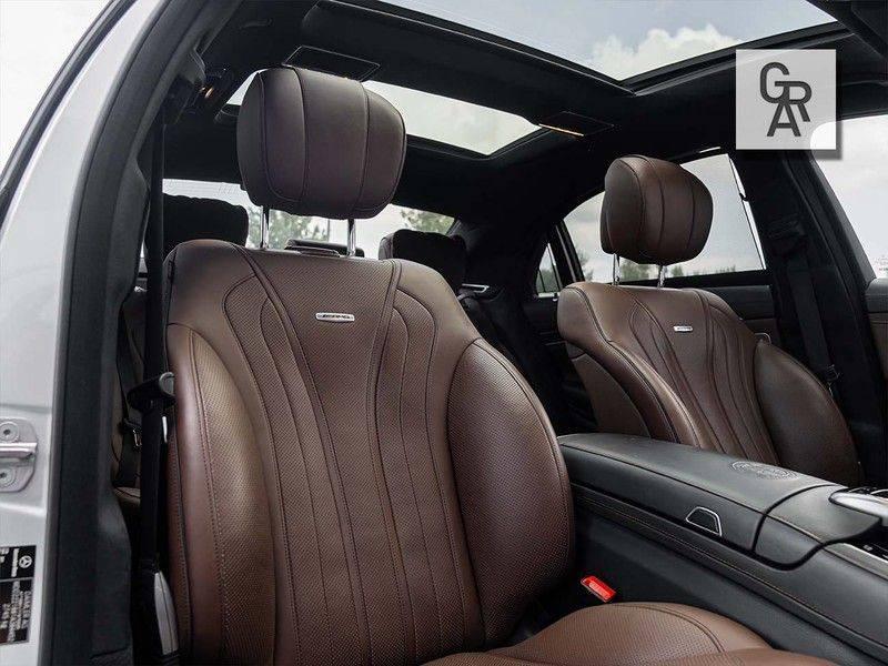 Mercedes-Benz S63-klasse 4Matic Lang 63 AMG 4Matic+ Lang Premium Plus afbeelding 10
