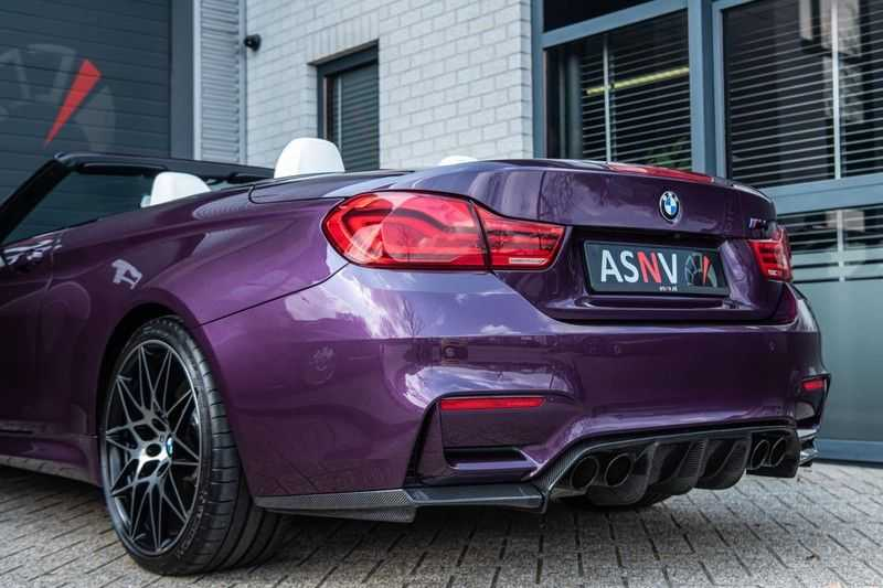 BMW M4 Cabrio Competition, DCT, 450 PK, Harman/Kardon, LED. Comfort/Toegang, Surround View, DAB, Head/Up, 9500KM!! afbeelding 17