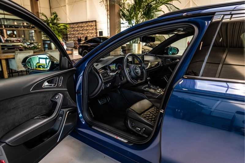 Audi RS6 Avant 4.0 TFSI quattro Performance   Ceramic   B&O   Head-up Display   Panorama   Milltek uitlaatsysteem afbeelding 8