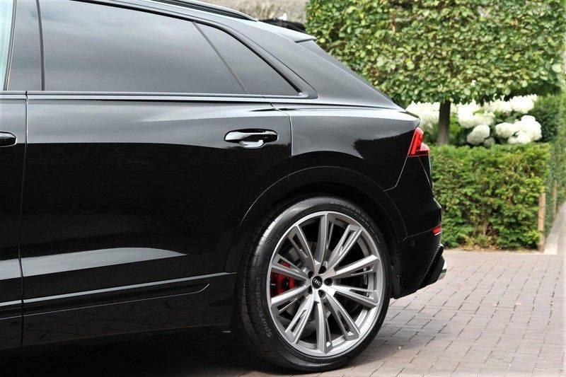 Audi SQ8 4.0 TFSI SPORT.DIFF+HEAD-UP+ALCANTAR.HEMEL+23INCH afbeelding 19