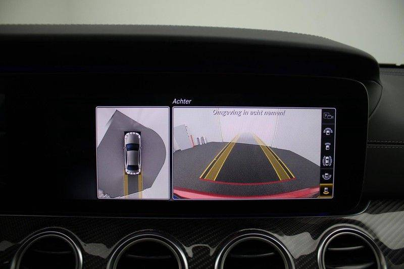 Mercedes-Benz E-Klasse 63 S AMG 4Matic-plus kuipstoelen pano carbon afbeelding 10
