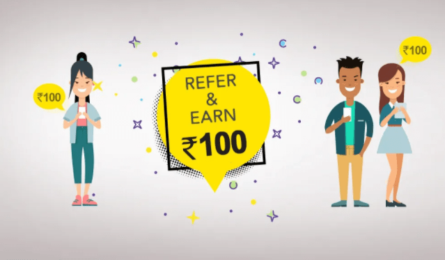 Big basket Referral program