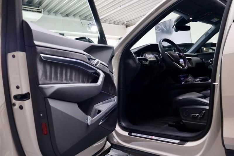 Audi e-tron 55 Quattro Advanced Pro 2X S-Line HUD Siambeig EX BTW afbeelding 3