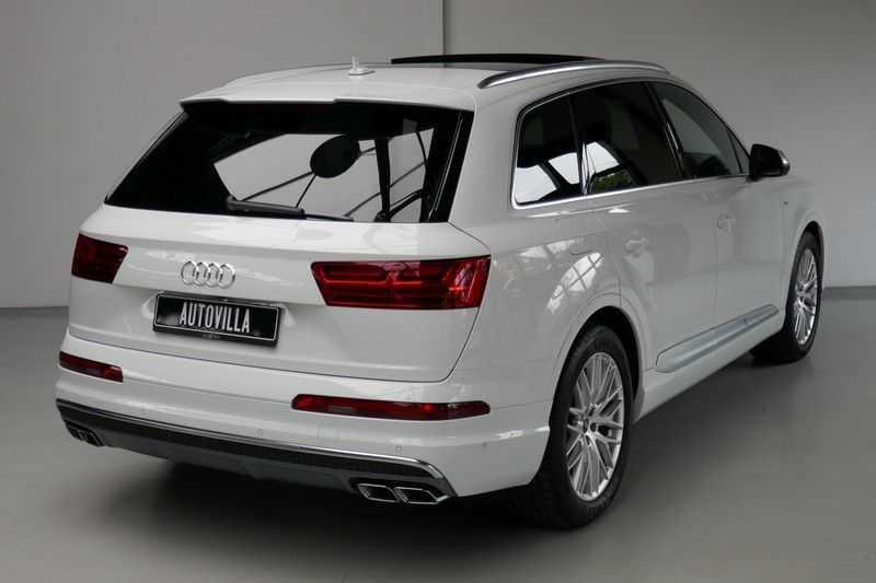 Audi SQ7 4.0 TDI Q7 quattro Pro Line + 7p afbeelding 10