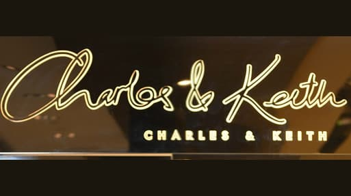 Charles and Keith International - Full control ensures...