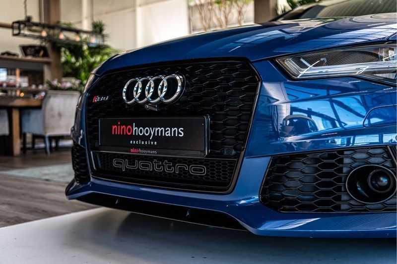 Audi RS6 Avant 4.0 TFSI quattro Performance   Ceramic   B&O   Head-up Display   Panorama   Milltek uitlaatsysteem afbeelding 7