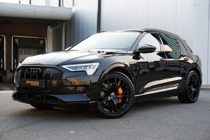 Audi e-tron 55 quattro *4% bijtelling *€180 netto bijtelling afbeelding 25