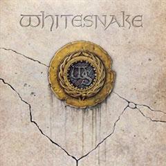 Whitesnake self-titled album cover