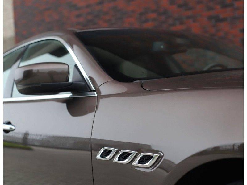 Maserati Quattroporte 3.0 S Q4 *BTW*Schuifdak*Camera*1e eig* afbeelding 20