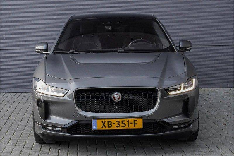 """Jaguar I-PACE EV400 First Ed Pano Luchtvering Meridian 22"""" afbeelding 12"""