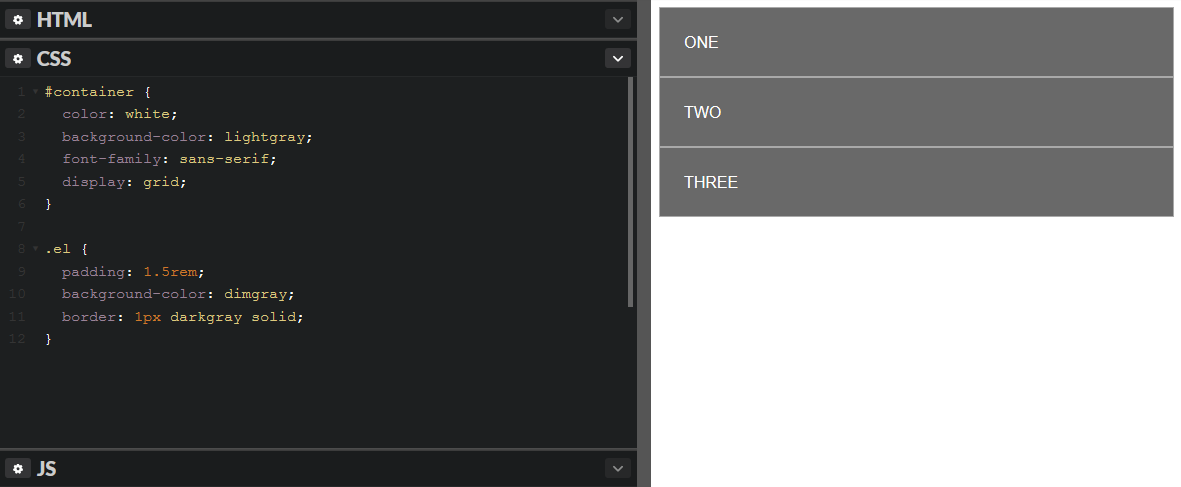 Responsive layout with CSS grid, part 2: auto-fill & auto-fit
